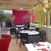 Terrasse Ibis chalon europe